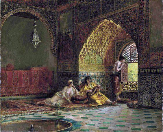 El harén  y la sexualidad en el Al-Andalus A61f42992a7b54a0f1ff09c148ff64f8