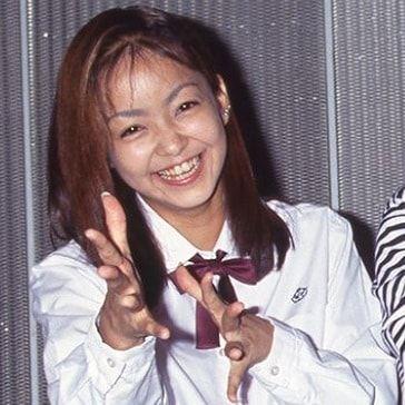 母 安室 奈美恵