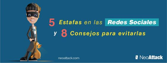 📢 5 Estafas por internet en redes sociales y como evitarlas #GarcíaPereaAbogados #Majadahonda #Abogados #AsesoríaDeEmpresas www.gpabogados.es #Madrid
