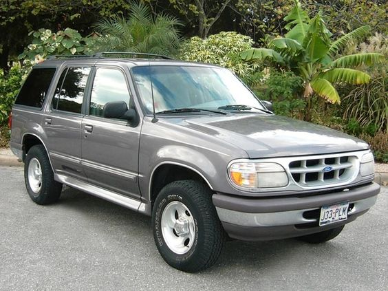 1997 Ford Explorer Ford Explorer Ford Explorer Sport Ford