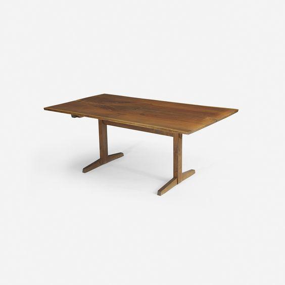 Wonderful Modern Trestle Dining Table Gallery Best inspiration