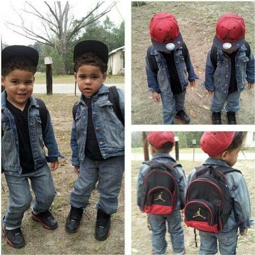 Twin Babies Swag