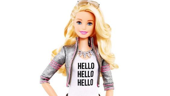 Internet-connected Barbie who understands and responds to speech http://f-st.co/2Ngquem
