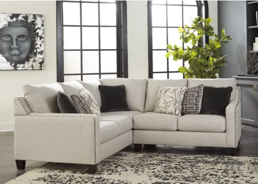 Includes 2 Pieces Left Arm Facing Sofa With Corner Wedge And Right Arm Facing Loveseat Furniture Best Leather Sofa Sectional