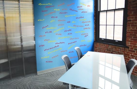 Popular Hashtags Vinyl Wall Stickers Part Of A Series Containing Meme Words Internet Slang And Come In Many Colours Are Eas