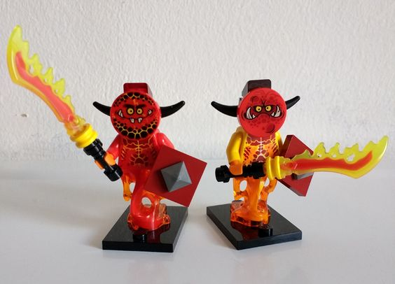 The Armoury: Hot & Spicy Legion of Fire Demons, by sahasrahla