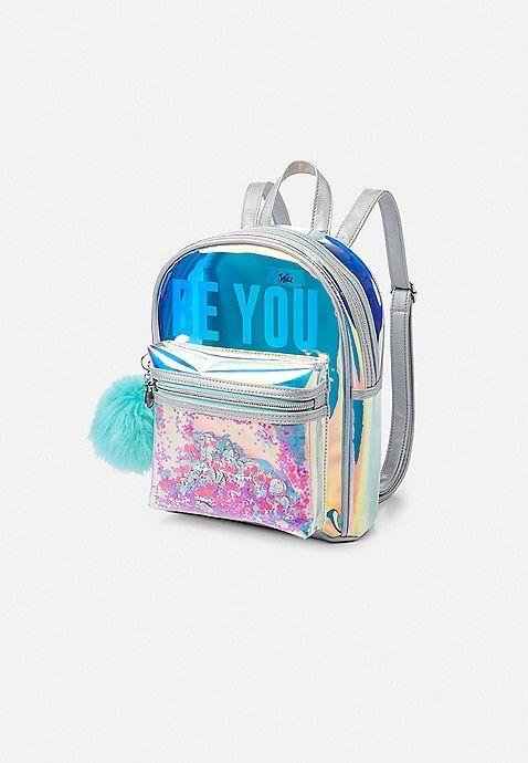 Be You Shaky Mini Backpack Justice Girly Bags Cute Mini Backpacks Girls Bags
