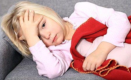 Acht Gründe für Kopfweh bei Kindern