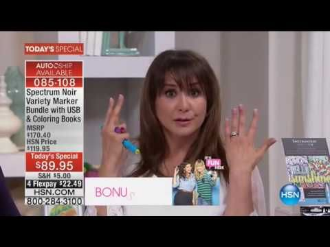 HSN   Create It Yourself 08 30 2016   05 PM