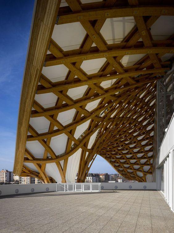 Centre Pompidou - Metz / Shigeru Ban e Jean de Gastines:
