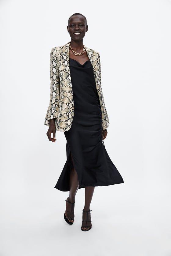 compre los más vendidos muy genial Boutique en ligne BLAZER ESTAMPADO SERPIENTE | zara | Moda estilo, Moda ...
