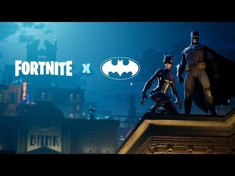Fortnite تحصل على حدث خاص بشخصية Batman Batman Comic Art Gotham Batman Batman Arkham Origins