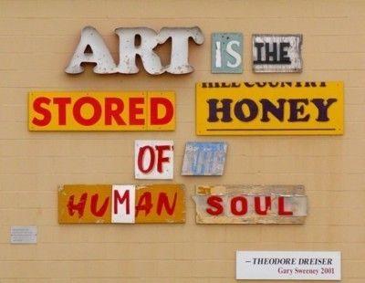 art is: