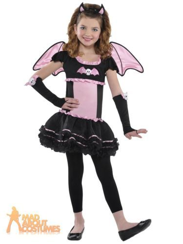 Child bat to the bone #costume girls ballerina halloween fancy #dress #outfit win,  View more on the LINK: http://www.zeppy.io/product/gb/2/182281193395/