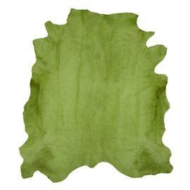 Verde Cow Hide Rug  Contemporary, Hide, Rug by Klasp Home