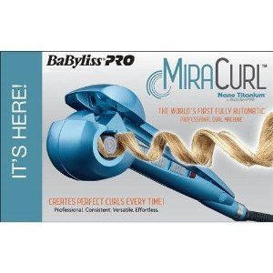 Amazon.com: Babyliss Miracurl Nano Titanium: Beauty