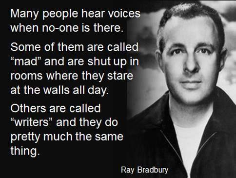 ~ Bradbury