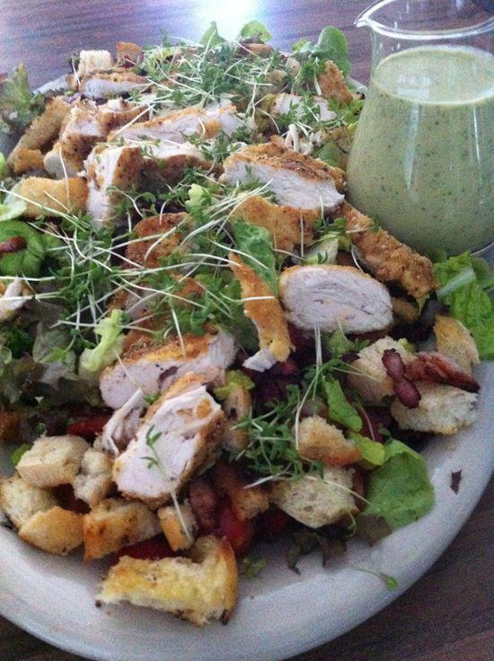 Title Mit Bildern Cesar Salat Salat Rezepte