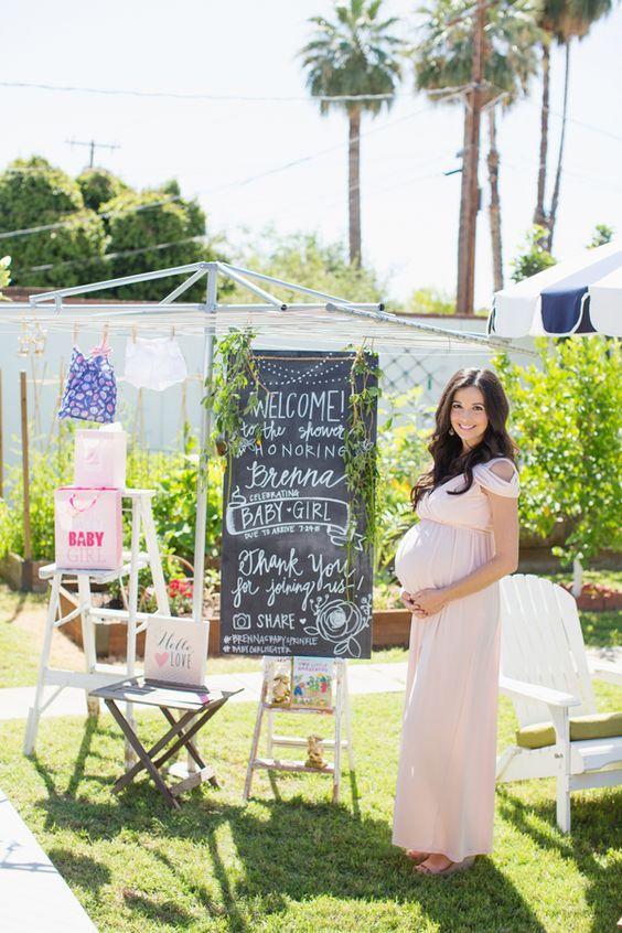 Como Vestir Para Un Baby Shower Invitada