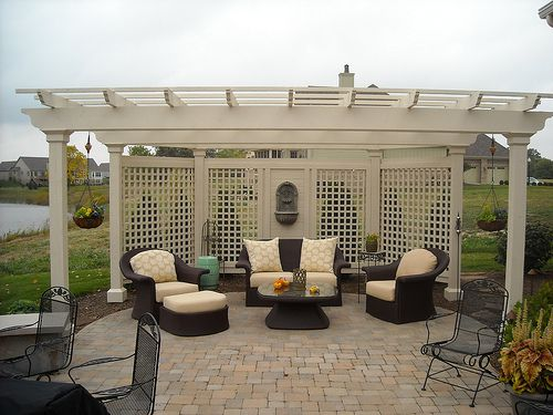 Different types patio deck designs and different types of for Different patio designs