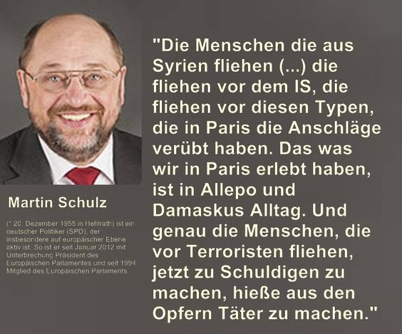 #aus opfern täter machen?!? #m.schulz