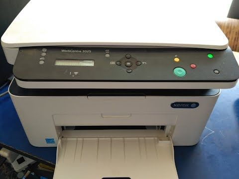 Xerox Workcentre 3025 Wifi Setup Youtube Wifi Home Appliances
