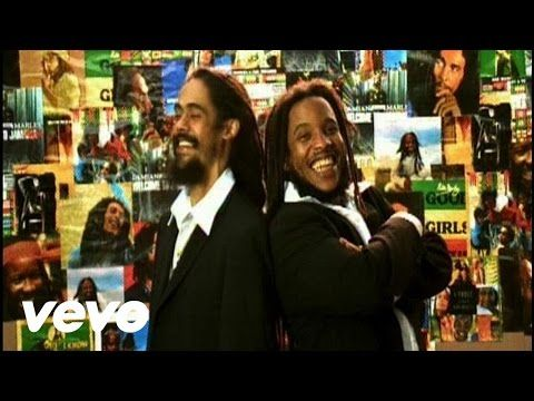 Damian Marley - All Night ft. Stephen Marley❤️ my babies