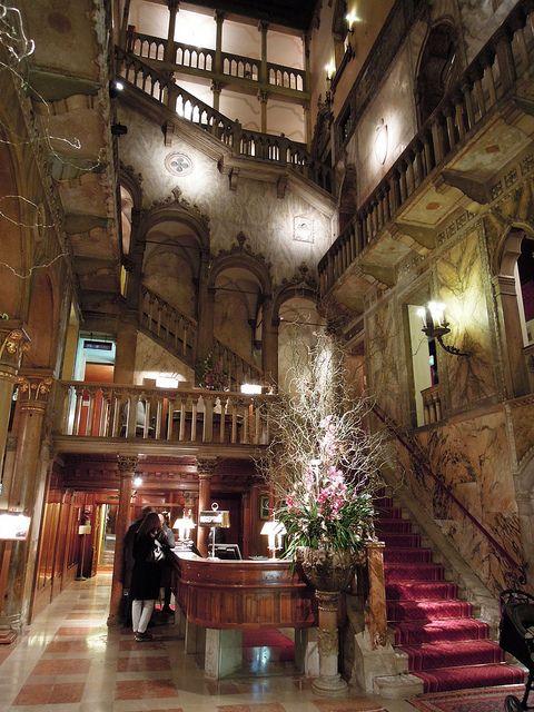Danieli Hotel, Venice.