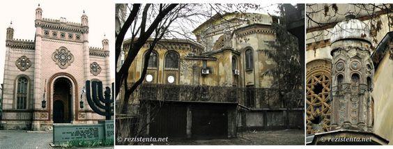 Rezistenta Urbana: Mostenirea evreiasca bucuresteana