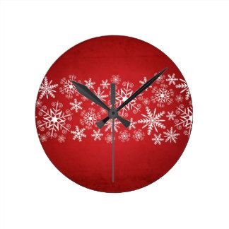 Merry Christmas gifts Wall Clocks