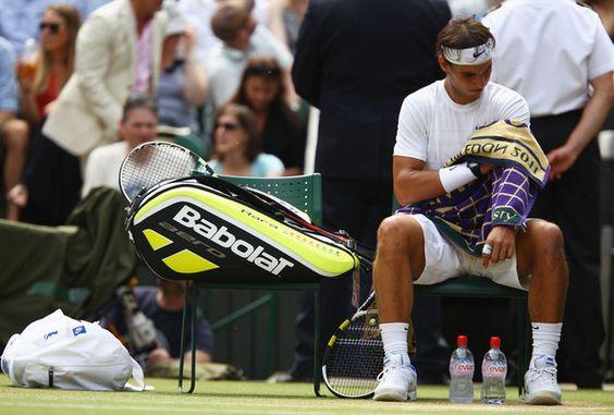Rafael Nadal Photos: The Championships - Wimbledon 2011: Day Thirteen