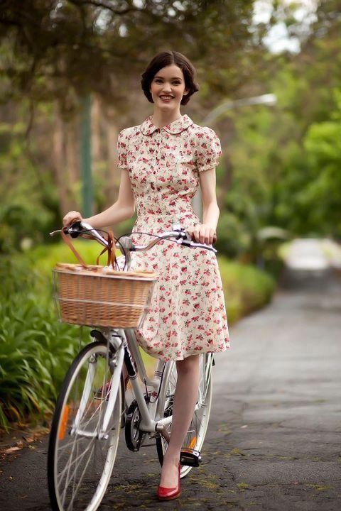 Elise New Peach Rose Dress Vintage Dresses Style Fashion