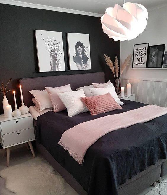 Puedes encontrar aquí la unica y perfecta idea de diseño de interiores para obtener la decoración de dormitorio más bonita!