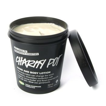 Charity Pot by LUSH -$5.95