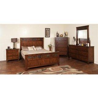 Santa Fe Petite Bedroom Group