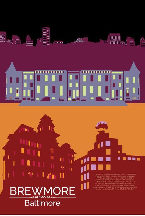 Brewmore Baltimore Documentary Poster
