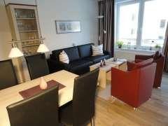 Ferienwohnung Cuxhaven: Strandnahe Ferienwohnung Residenz Hohe Lith 3.11
