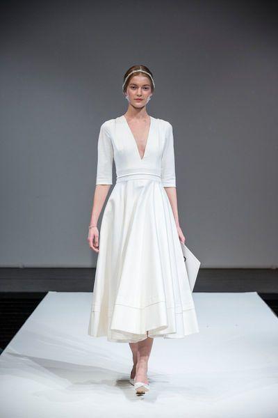 . Dix robes de mariée pour les rondes  Robes de mariée, Robe de ...