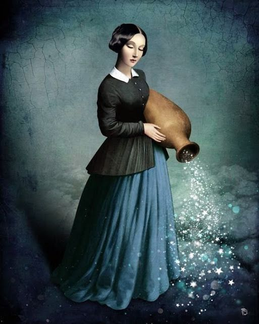 Christian Schloe - Surrealismo, Arte digital, Ilustración