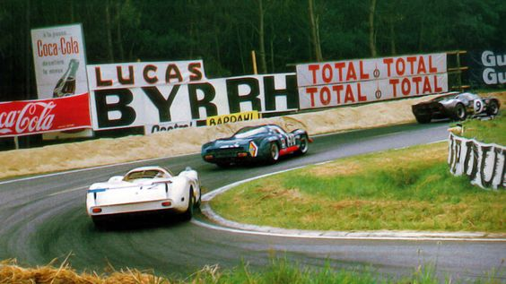 Virage d'Arnage (1968?)