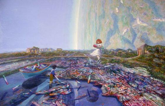 Naohisa Inoue - Iblard imaginary world