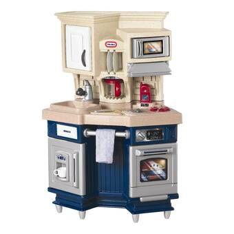 Cook N Learn Smart Kitchen Set Chefs Kitchen Play Kitchen Pretend Play Kitchen