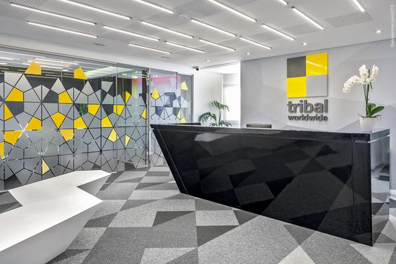 offices of global interactive agency Tribal DDB in Casablanca, Morocco.