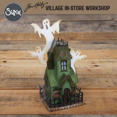 Fall Village September Workshop