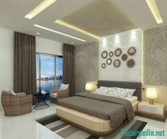 New 70 Pop False Ceiling Designs For Bedroom 2019 Bedroom False