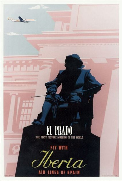 El Prado (Spain)  - Iberia. Maybe we'll take a detour to Madrid @Angela Gray Diskin.