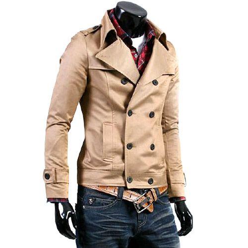 Brown steam jacket