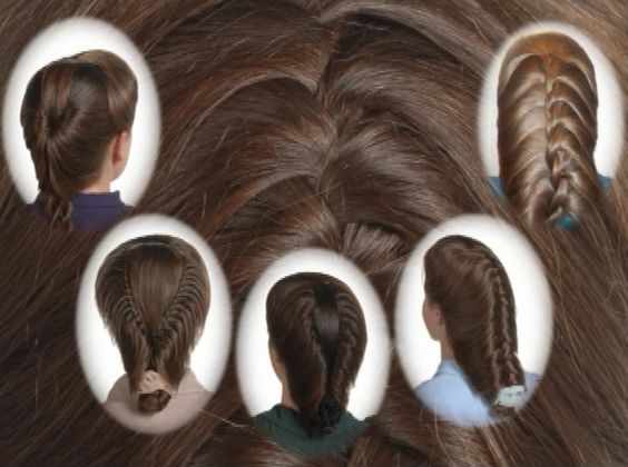 FLDS hairstyles