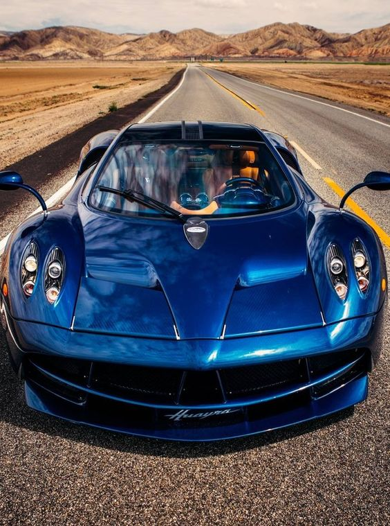 ✮ SPORTS CAR ✮ Super Car #Pagani Huayra.