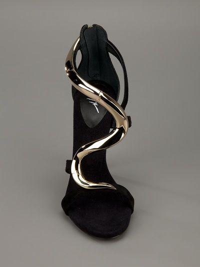 Giuseppe Zanotti Design - Strappy Sandal